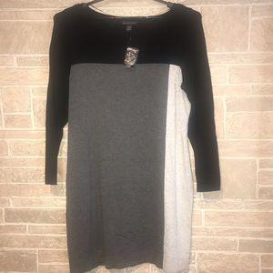 I.N.C woman's Knit Dress size OX